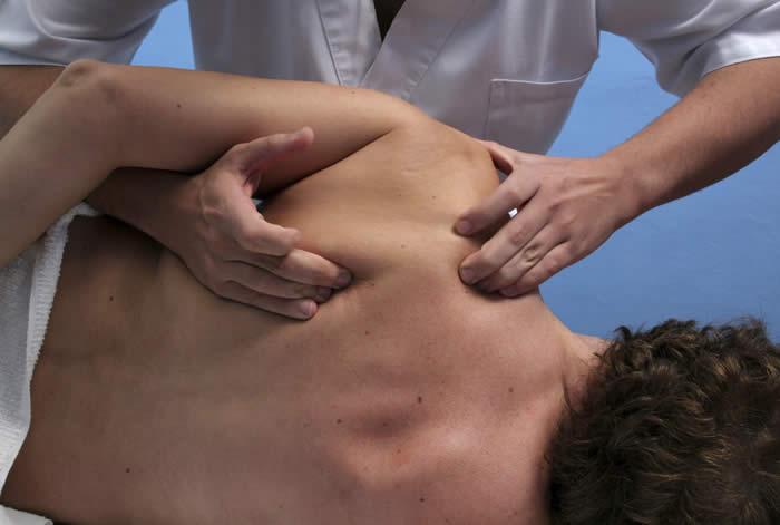Osteopatia hombro